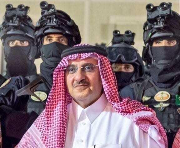 الكشف عن محاولة اغتيال محمد بن نايف ونقله إلى المستشفى بحالة خطيرة