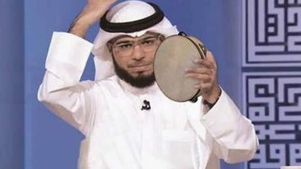 """""""فيديو"""" بالطعن في نساء قطر والتطاول على الأمير تميم .. هكذا يحاول المطرود وسيم يوسف التغطية على هجوم الإماراتيين عليه"""