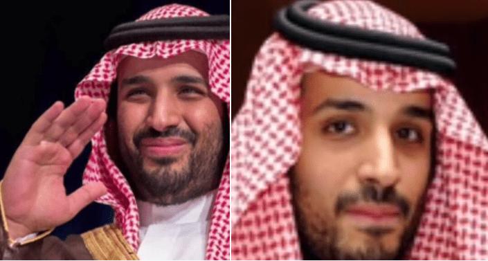 محمد بن سلمان وسلطان القحطاني