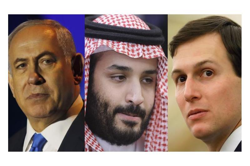 فورين بوليسي: كوشنر ونتنياهو وابن سلمان يخططون لأمر ما.. ربما يكون مواجهة إيران