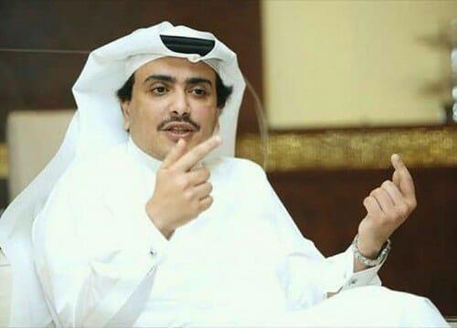 سعود بن خالد آل ثاني