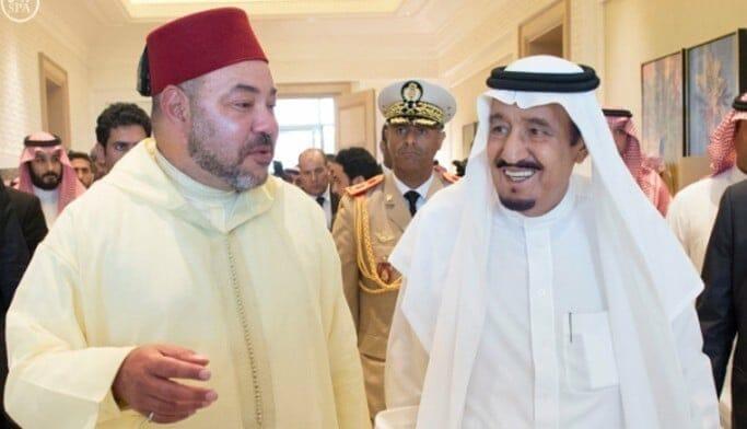 """محمد السادس قدم """"12"""" مليون دولار والملك سلمان على علاقة باللوبي اليهودي.. """"إف بي آي"""" تحقق في أنشطة مشبوهة للملكين"""