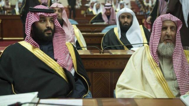 علماء السعودية
