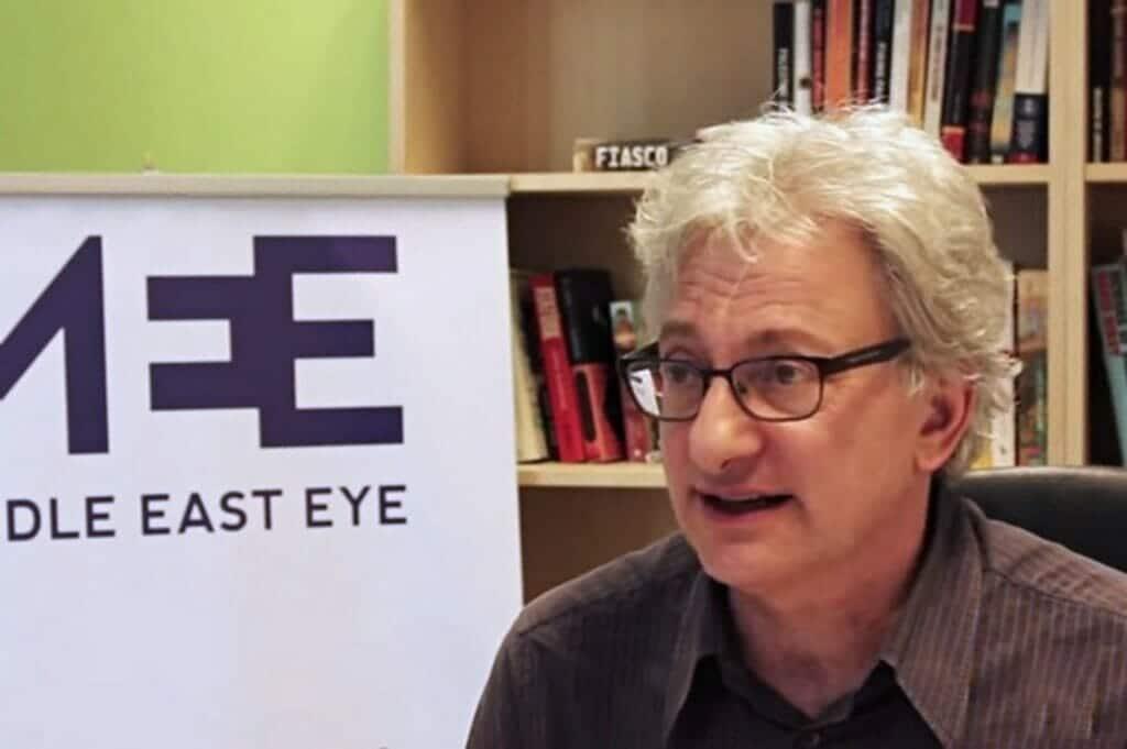 """""""شاهد"""" ديفيد هيرست: النظام السعودي يريدنا أن نصبح مثل إعلامه """"نطبل"""" فقط"""