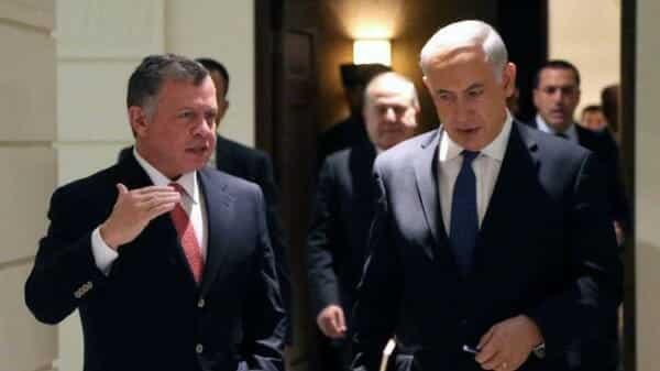 """الأردن يرد رسميا على أنباء """"اللقاء السري"""" بين """"ابن سلمان"""" و""""نتنياهو"""" في قصر الملك عبد الله"""