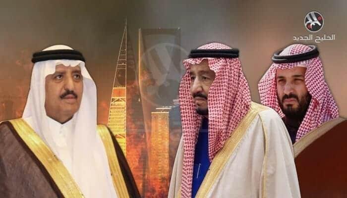 الملك واحمد بن عبد العزيز