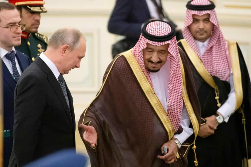 """مشاركة بوتين وسلمان في قمة العشرين بتركيا تثير مذيعا """"سيساويا"""".. شاهد ماذا يقول"""