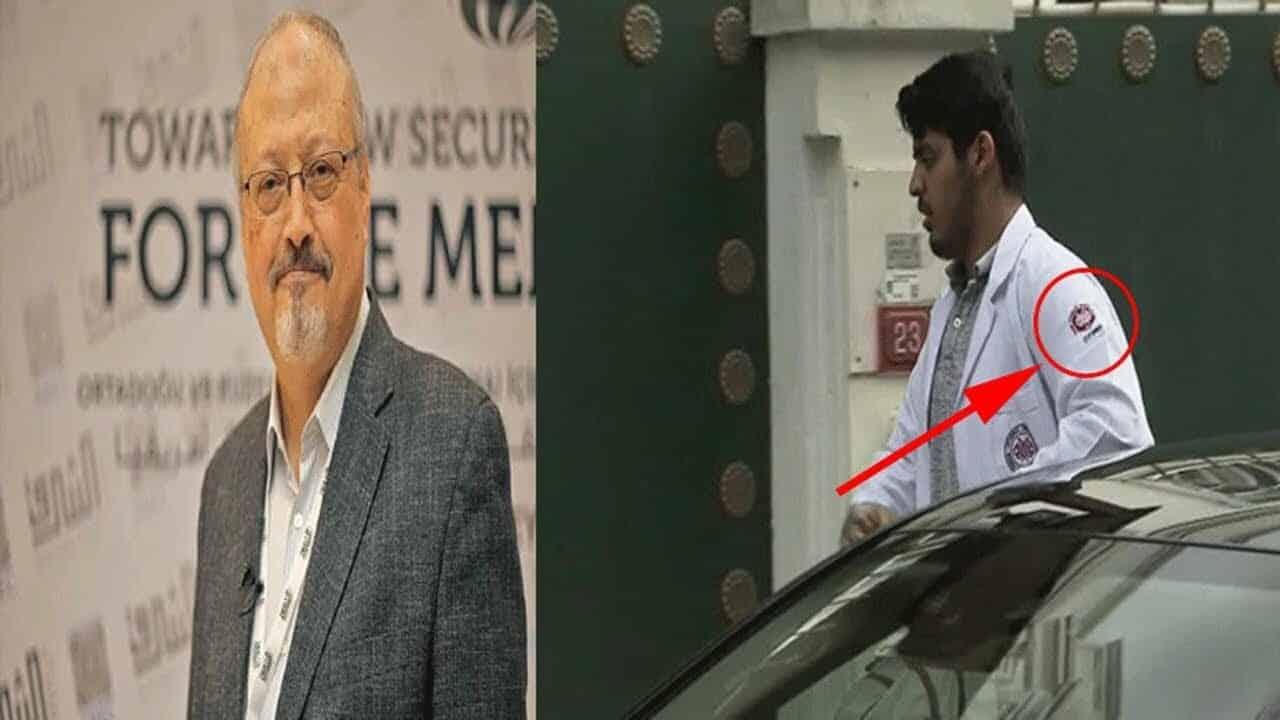 """""""شاهد"""" مفاجأة عن هوية الطبيب الذي دخل الى منزل القنصل السعودي في اسطنبول"""