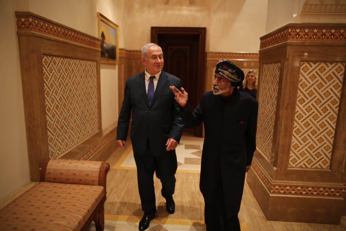 """""""الشاهين"""" العُماني: سلطنة عُمان لن تبيع فلسطين وكل ما يحدث بالتنسيق مع الحكومة الفلسطينية"""