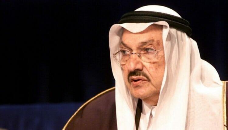 الأمير الأحمر طلال بن عبد العزيز