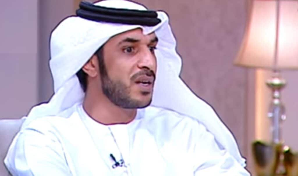 """قضاء الإمارات يتستر على حمد المزروعي لإبطال دعوى جمال ريان ضده والمغرد البذيء يتباهى بأنه """"مسنود من فوق"""""""