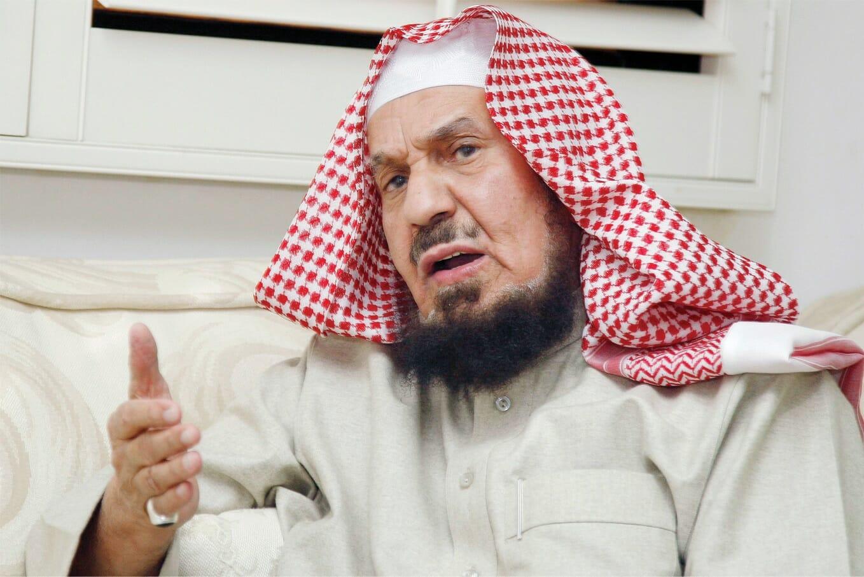 الشيخ عبدالله بن سليمان المنيع
