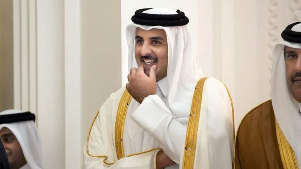 امير قطر تميم