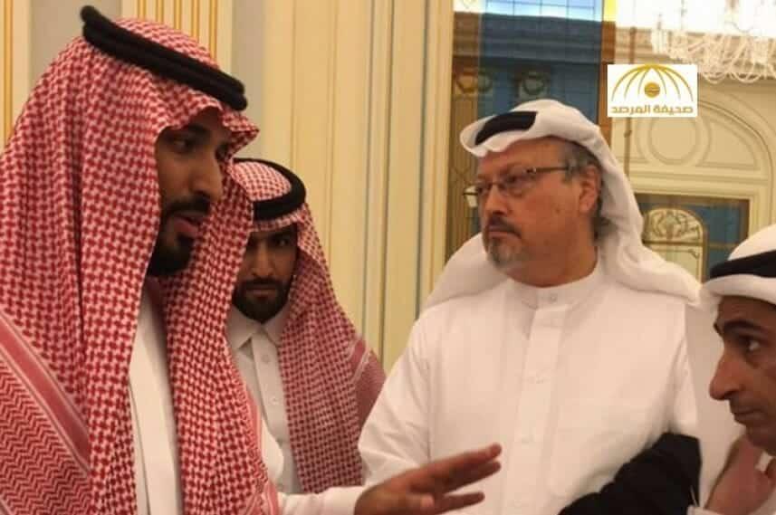 خاشقجي ومحمد بن سلمان