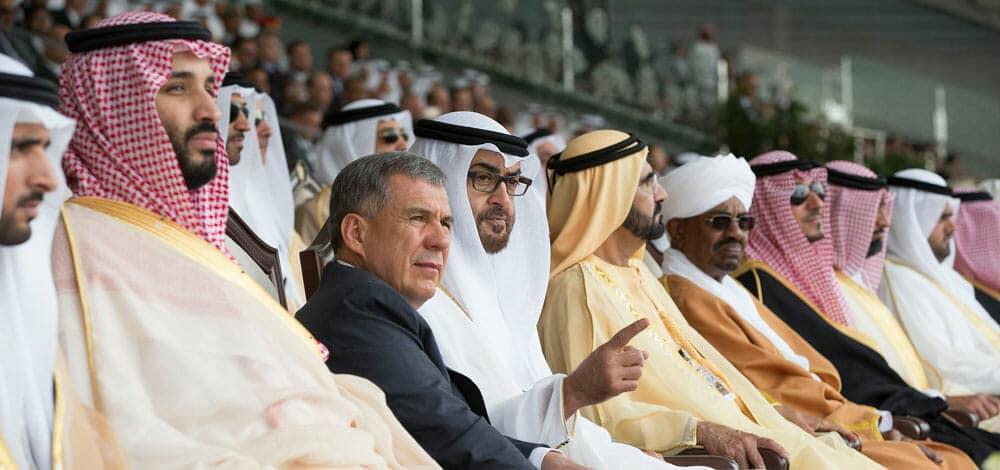 """""""مجتهد"""": قرار سعودي – إماراتي بدعم """"البشير"""" عبر هذا الإجراء لمنع إسقاط نظامه"""