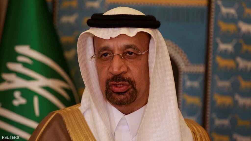 خالد الفالج وزير الطاقة السعودي