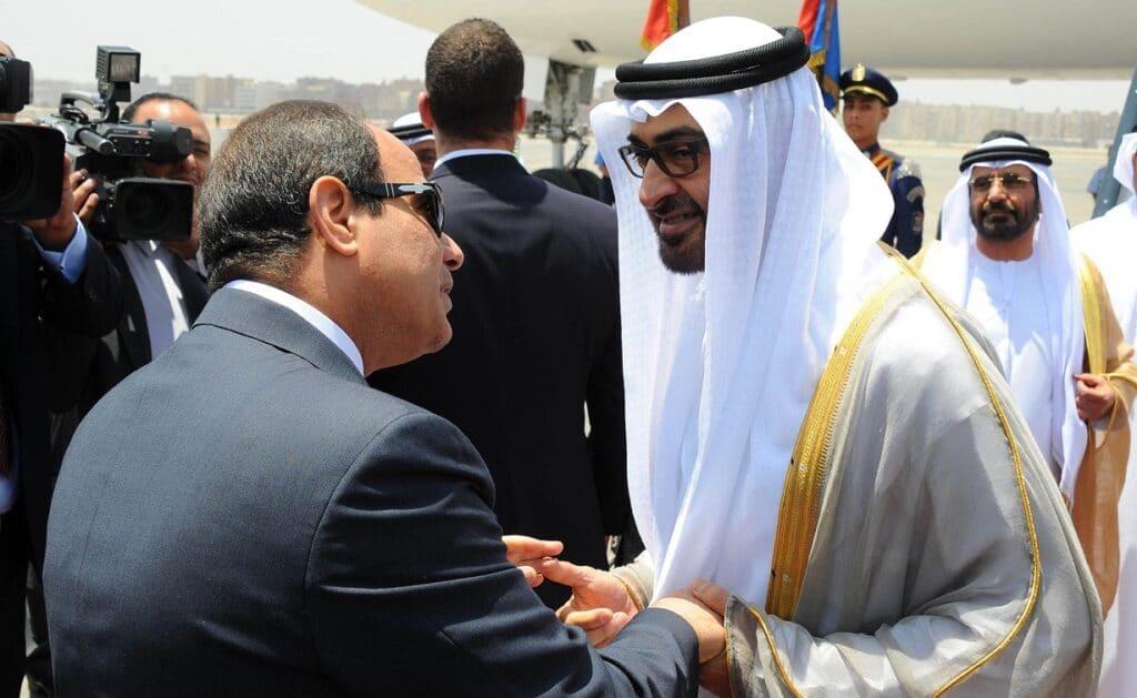 """مصر تبتز الإمارات بتقرير """"سري للغاية"""".. ابن زايد باع السيسي: """"اعتمد على نفسك لن نساعدك بعد اليوم"""""""