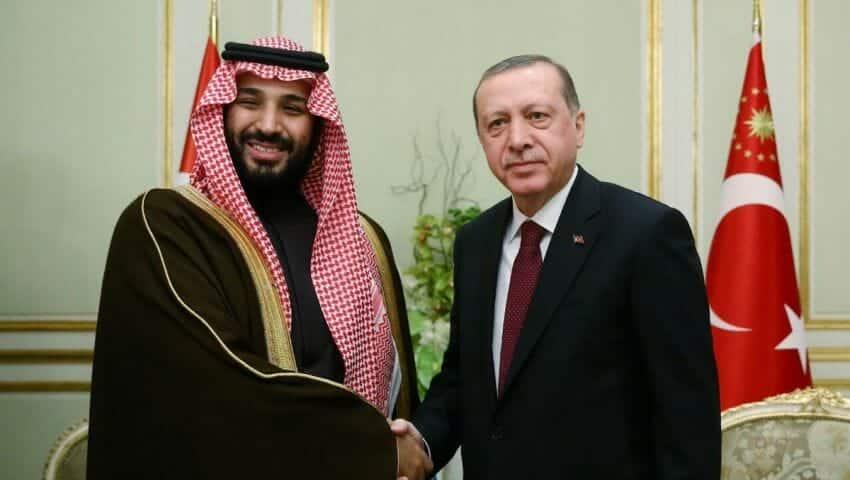 """""""ابن سلمان"""" طلب من """"أردوغان"""" لقاءه في الأرجنتين .. فردّ عليه بكلمة واحدة"""