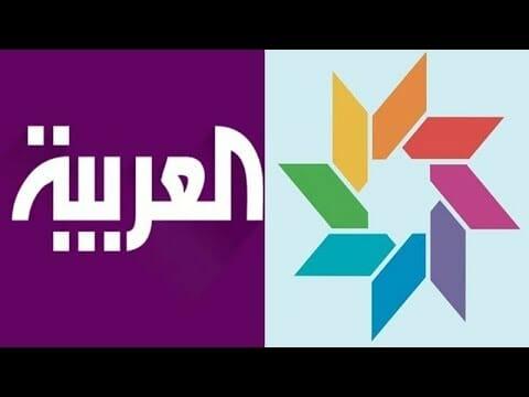 التلفزيون المغربي والعربية