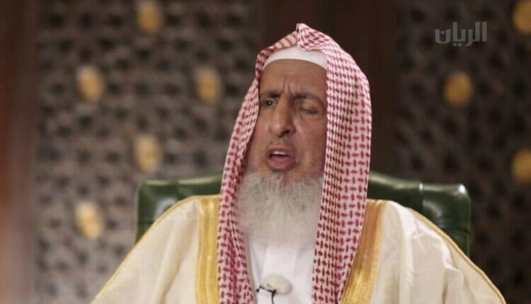 مفتي السعودية عبدالعزيز بن عبدالله آل الشيخ