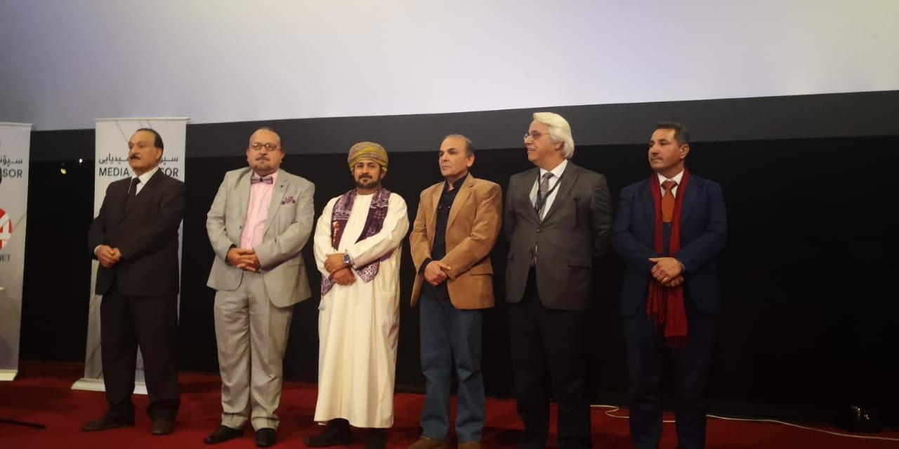 الفيلم العماني يحصد جائزة افضل فيلم عربي بمهرجان العراق