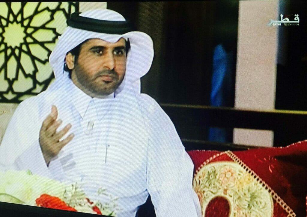 الكاتب القطري محمد حمد المري
