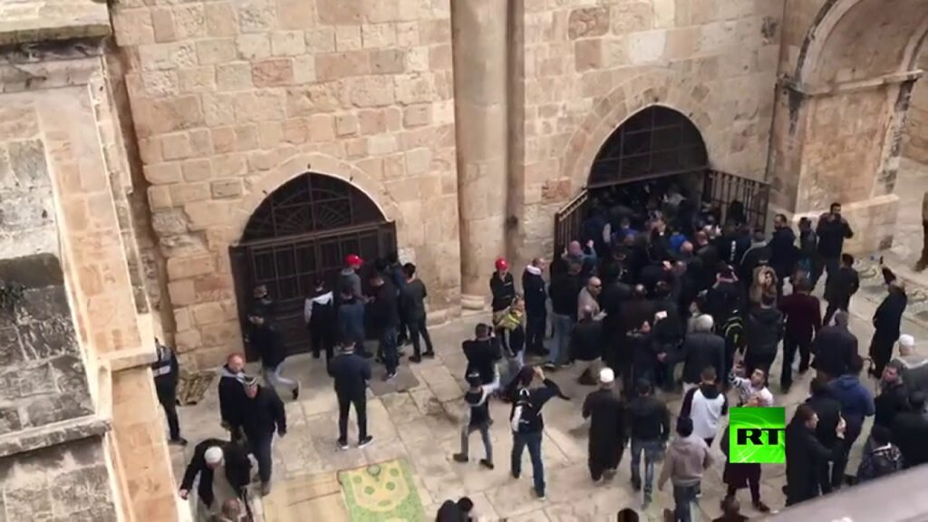 """التلفزيون الإسرائيلي: الأردن وافق على إغلاق مصلى """"باب الرحمة"""" وعدم الصلاة فيه"""