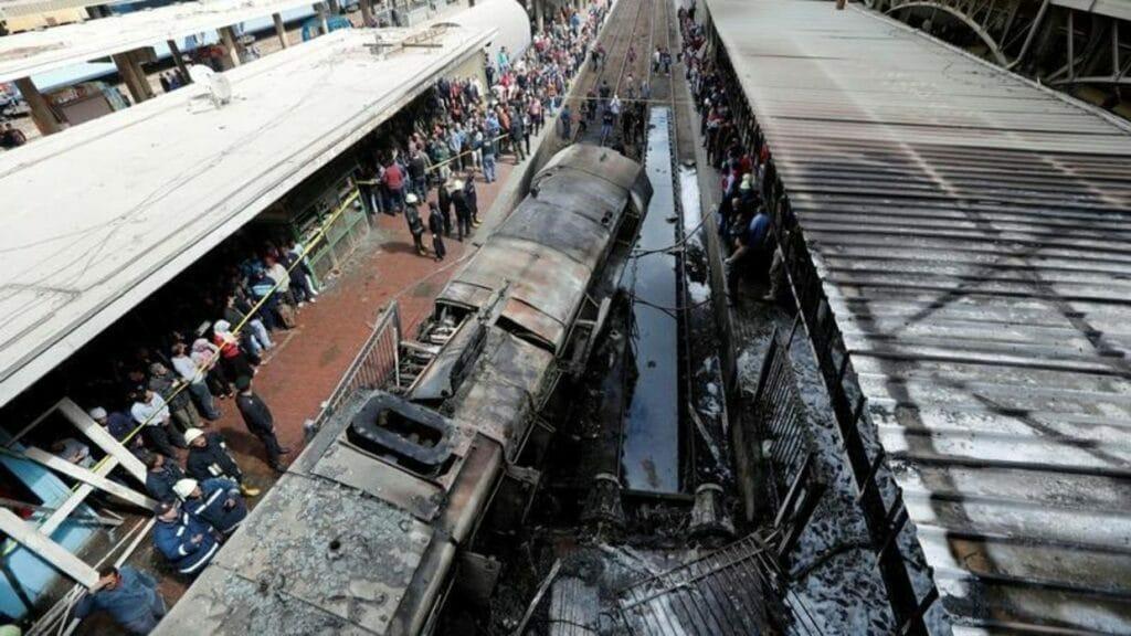 """""""شاهد"""" سائق قطار """"محطة مصر"""" كشف تفاصيل الحادث المروع: ذهبت إلى منزلي لكي أنام"""