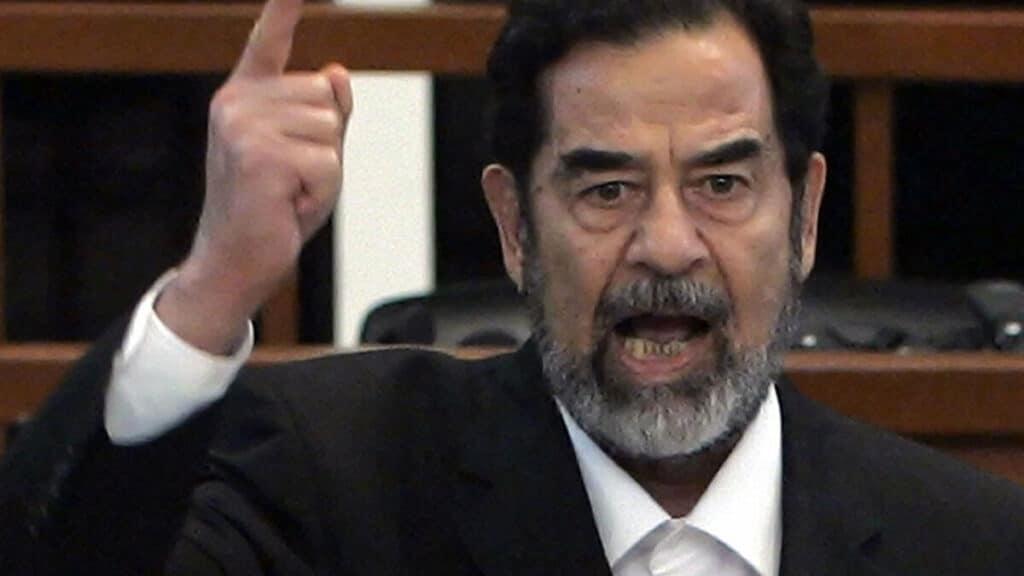 """حفيدة صدام حسين تكشف لأول مرة كواليس الأيام الأخيرة لجدها قبل الغزو وهذا ما قالته عن """"الخطأ الأكبر"""""""