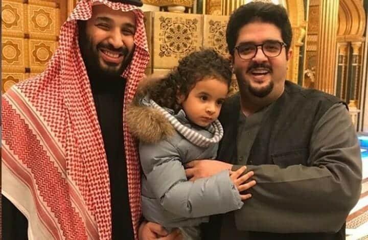 عبدالعزيز بن فهد ومحمد بن سلمان