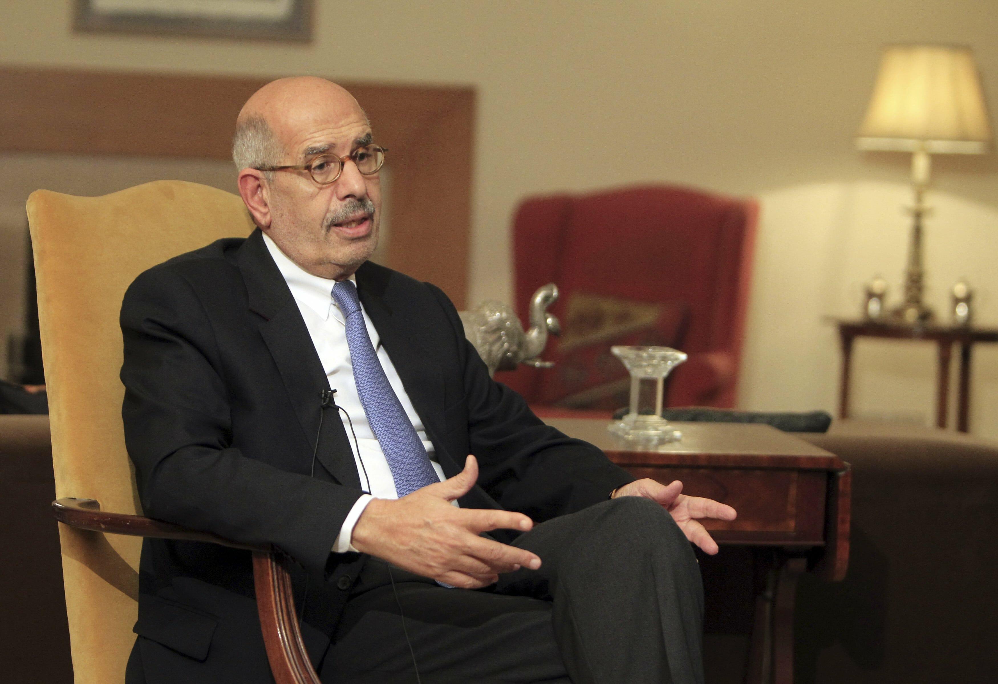 محمد البرادعي