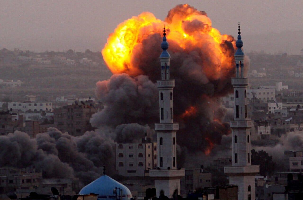 التصعيد على غزة