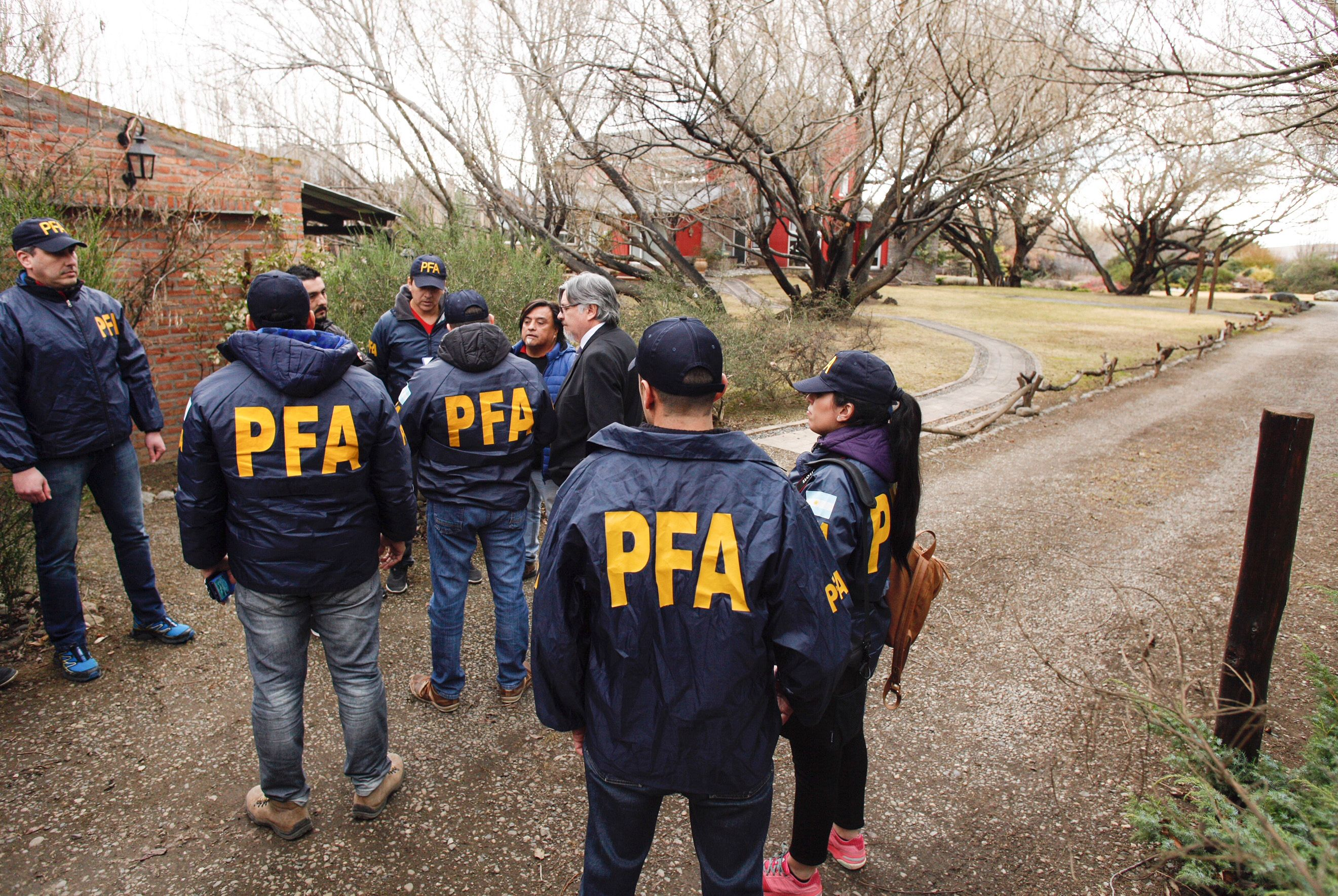 الشرطة الأرجنتينية