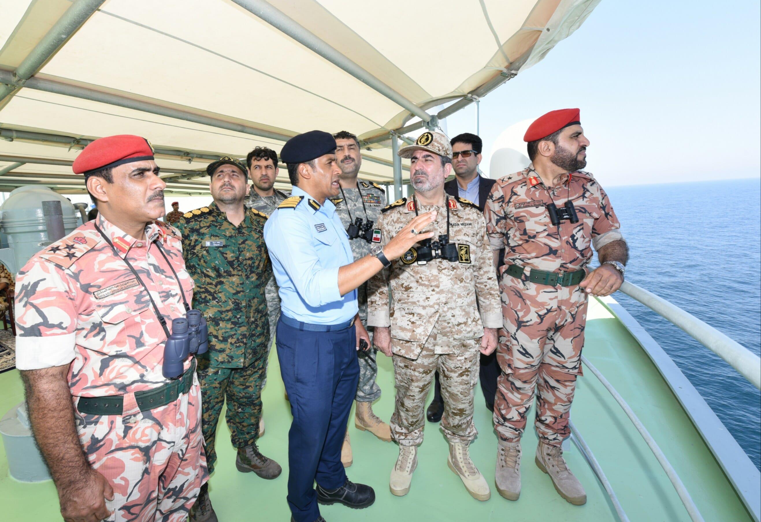 الشرطة العمانية البحرية