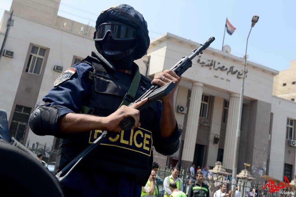 جريمة هزّت مصر .. ابن قتل والده وزوجته وأحرقهما ووقف يشاهد النار وهي تلتهمهما!