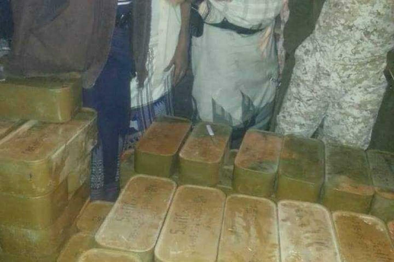 تهريب أسلحة ومتفجرات الى الحوثيين في المهرة