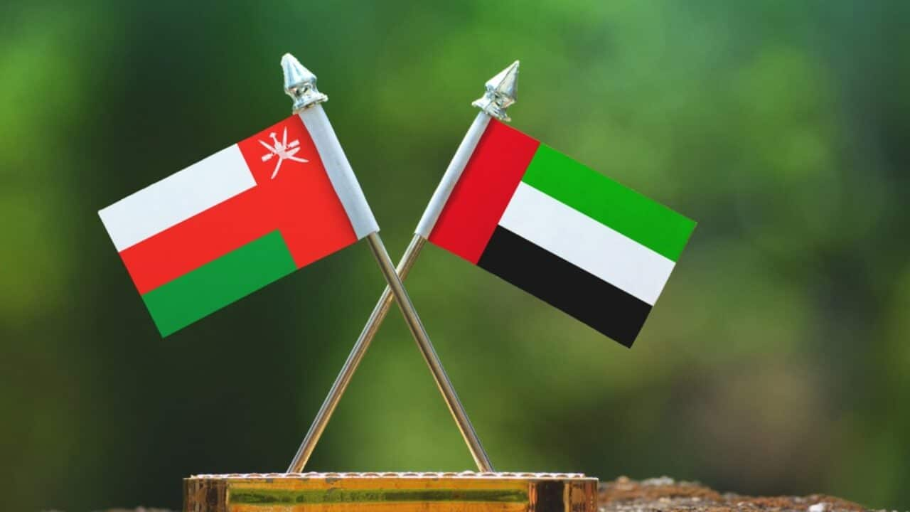 سلطنة عمان والامارات