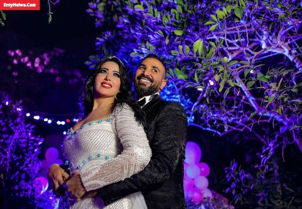 فيديو أثار ضجة.. أحمد سعد يرقص مع راقصة روسية بعد إعلان انفصاله عن سمية الخشاب!