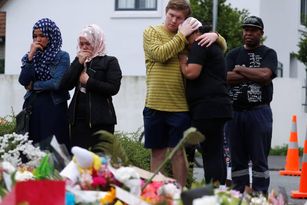 معلومات عن استشهاد وإصابة عدد من الفلسطينيين في مذبحة نيوزيلندا