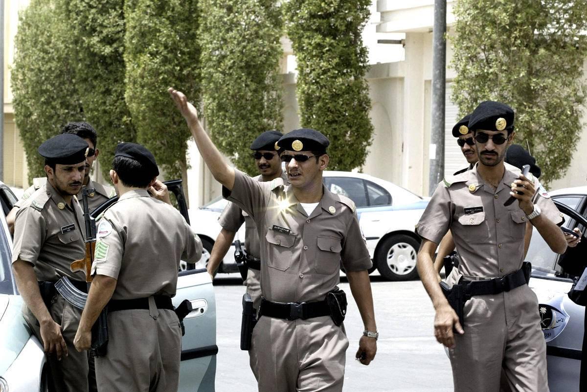 قوات الأمن بالشرقية