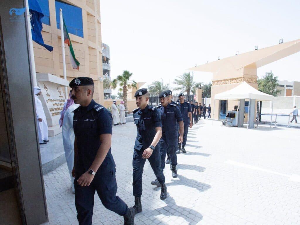 كلية سعد العبدالله الأمنية