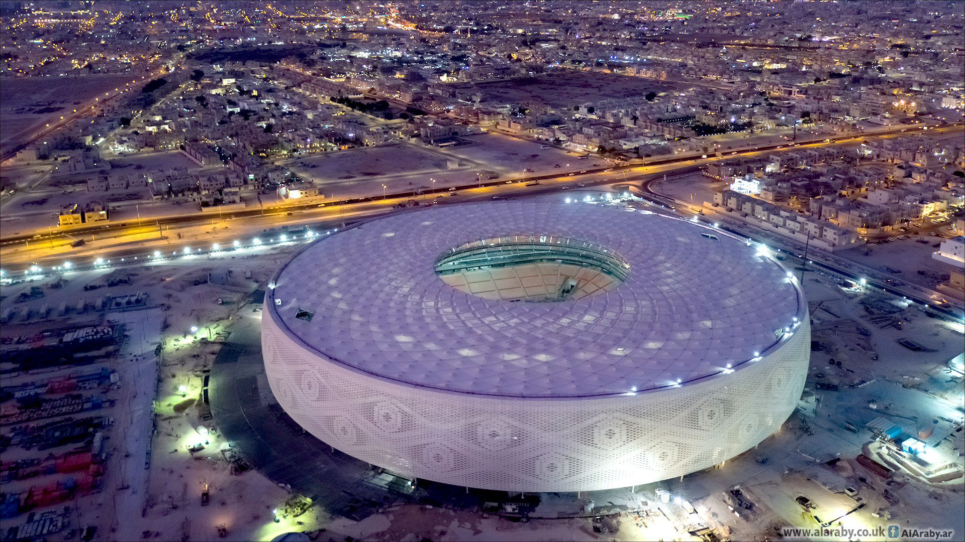 ملاعب مونديال قطر