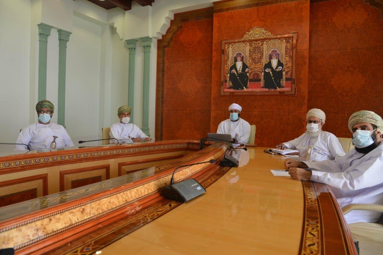 وزارة الأوقاف والشؤون الدينية بسلطنة عمان