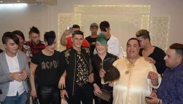 أول حفل زفاف شواذ في الجزائر
