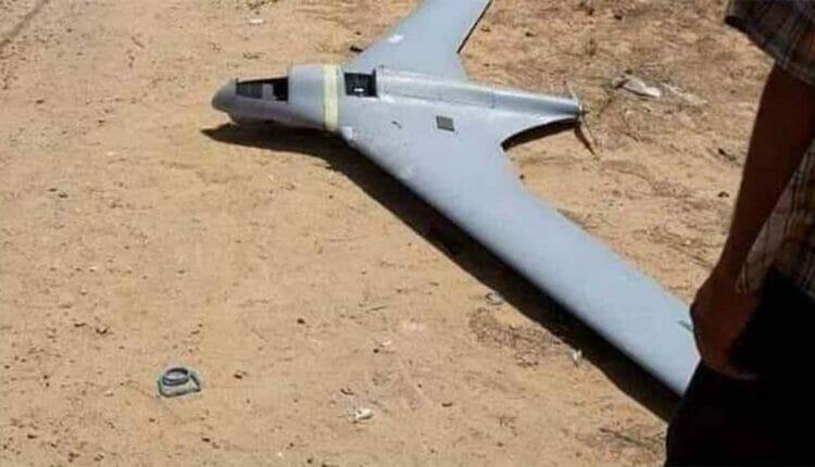 اسقاط الحوثيين طائرة تجسس للتحالف في صعدة