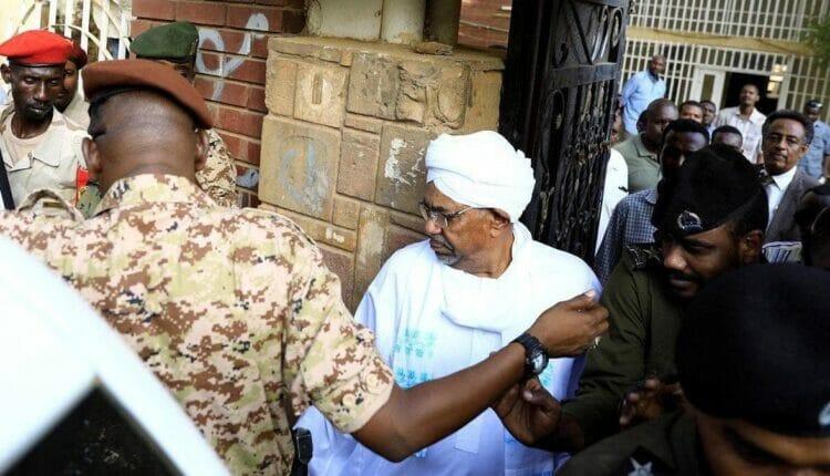 البشير في سجن كوبر في الخرطوم