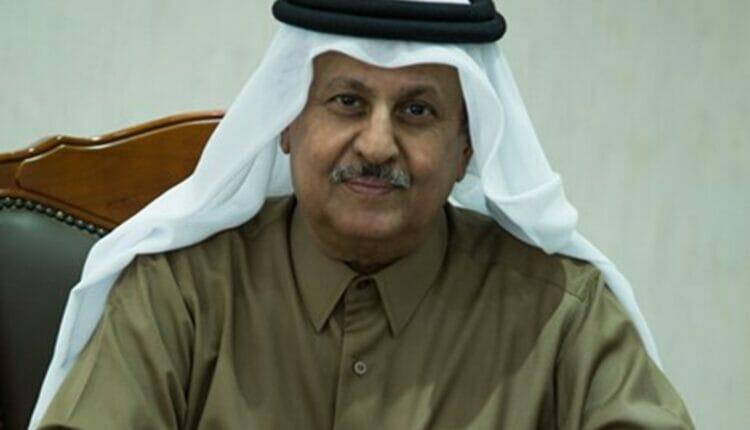 الشيخ ثاني بن عبدالله بن ثاني آل ثاني