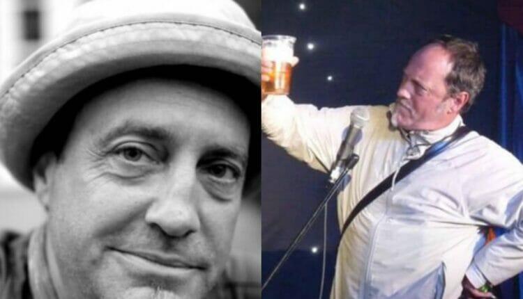 الفنان الكوميدي البريطاني، Ian Cognito،
