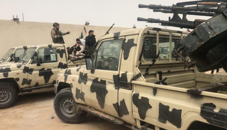 الكمين الذي أبطأ زحف قوات حفتر نحو طرابلس