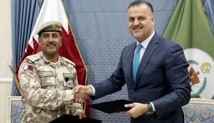 اللواء الركن فهد بن مبارك الخيارين، قائد كلية أحمد بن محمد العسكرية